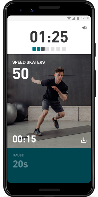 adidas Runtastic: adidas Running & adidas Training apps